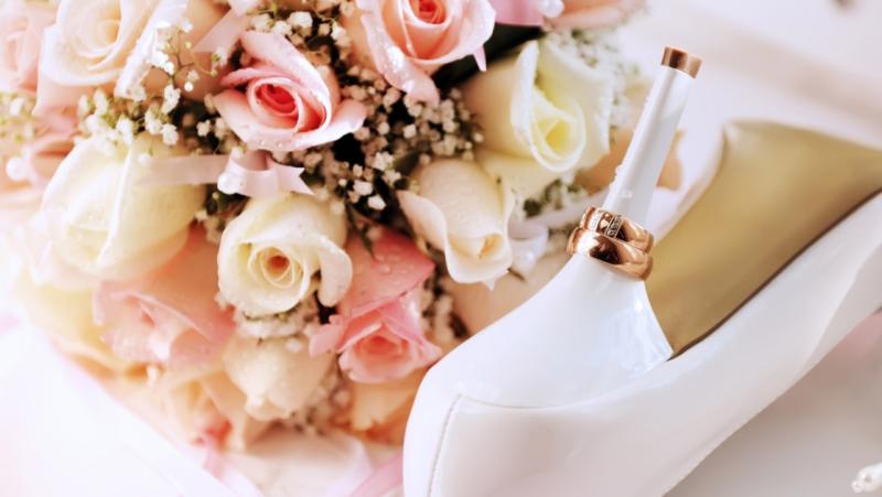 Лучшие поздравления на свадьбу - короткие, прикольные